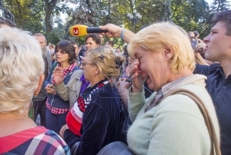 Soldiers Mothers demand the Verkhovna