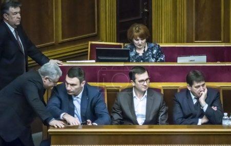 Kyiv Mayor Vitali Klitschko