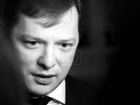 Leader of the Radical Party Oleg Lyashko