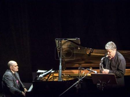 """Jazz festival """"Unity"""" in Kiev"""