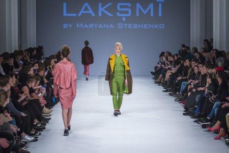 Ukrainian Fashion Week in Kyiv