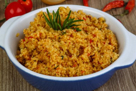 Arabic traditional Couscous