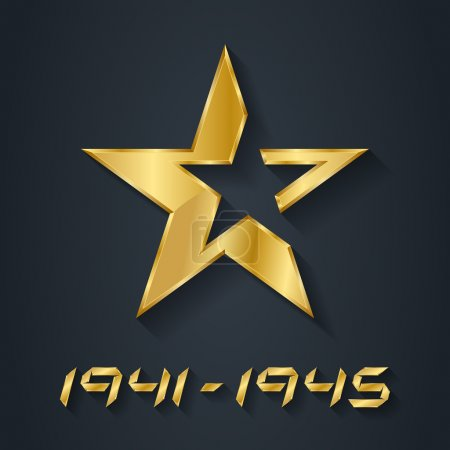 Victory Day  Gold Star