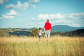 vacances familiales en montagne