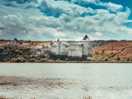 Ukrainian Khotyn Fortress