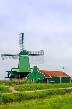 Wind mill in Holland