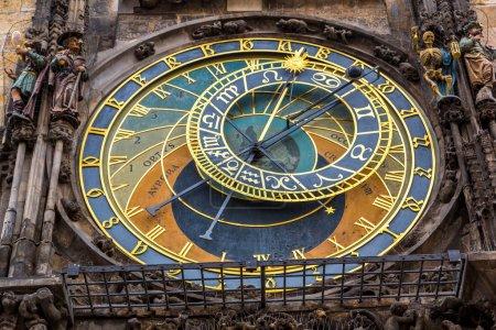 Astronomical Clock. Prague