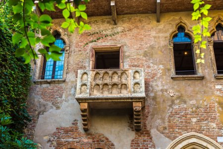 Romeo and Juliet balcony in