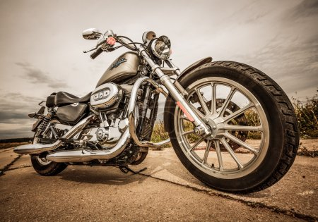 HarleyDavidson Спортстер 883 Низкий