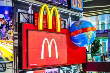 McDonalds Corporation logo