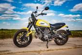 Scrambler Icon - Ducati