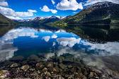 Постер Красивая Природа Норвегии