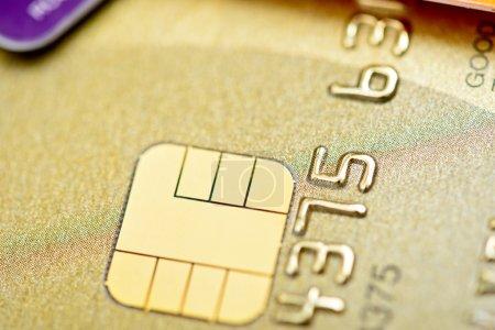 credit bank card macro