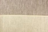 Hnědé béžové plátno textura nebo pozadí