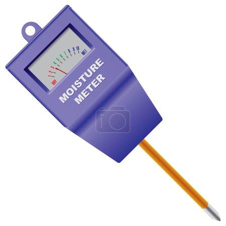 Outdoor Soil Moisture Sensor Meter