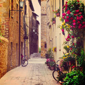 Ulice v pienza