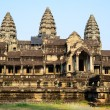 Angkor Wat, part of Khmer temple complex, popular ...