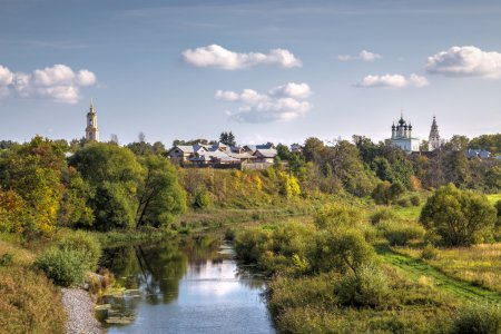 Photo for Suzdal.The Golden Ring of Russia - Royalty Free Image