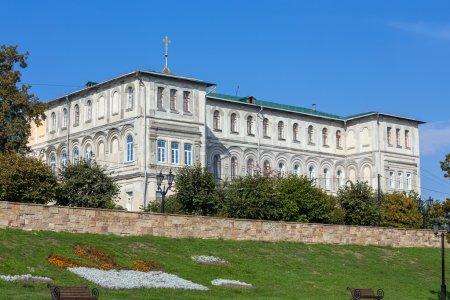 Tambov. Theological Seminary in the Kazan Monastery