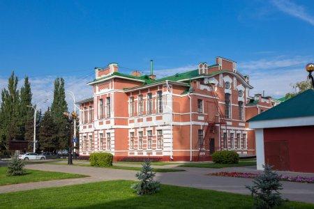 Russia Tambov Music School named