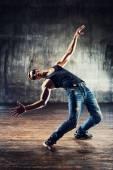 Break Dance muž