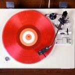 Analog Stereo Turntable Vinyl Record Player Top Vi...
