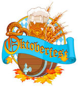 Decorative Oktoberfest design