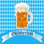 Oktoberfest Celebration  button