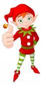 elf doing a thumb up