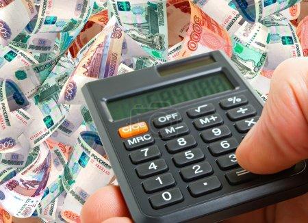 Photo pour Obtenir un profit rapide et important sur les transactions en devises . - image libre de droit