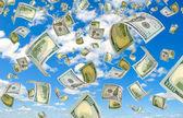 Dolarů na obloze