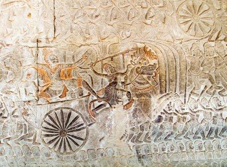 Temple of Angkor Wat, Siem Reap,
