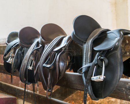 Rider Leather Saddles