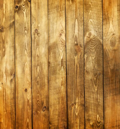 Brown wooden boards texture