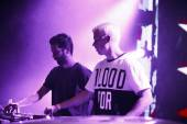 Yellow Claw live in Moscow