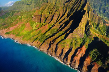 spectacular Na Pali coast, Kauai