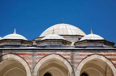 The Pavililon of the Holy Mantle in Topkapi Palace, Istanbul