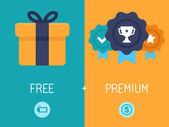 Freemium business model