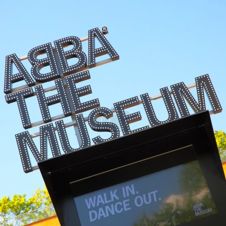 Poster: ABBA Museum in Stockholm