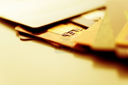Golden Credit cards