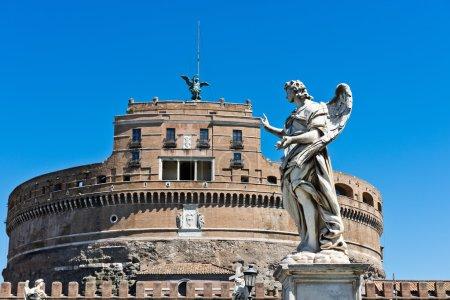 Castle st. Angelo. Rome