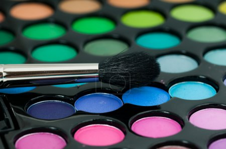 Eye shadows palette