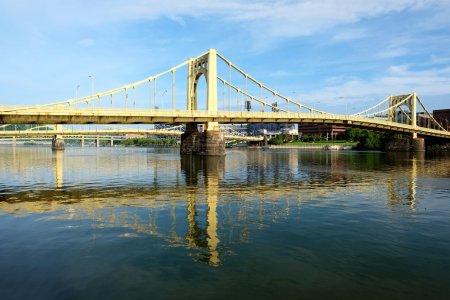 Bridge in Pittsburgh Pennsylvania