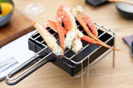 delicious Crab legs