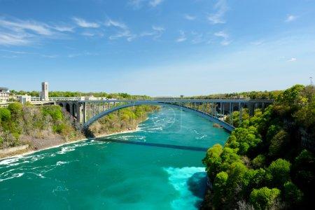 USA-Canada border, Niagara Falls
