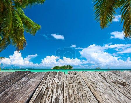 belle île tropicale