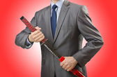 Podnikatel s mečem