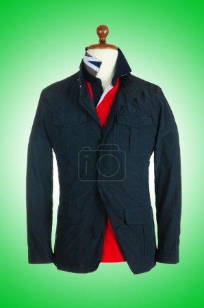 cotton business Jacket