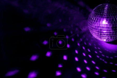 Photo pour Boule disco - image libre de droit