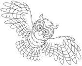 Night owl flying